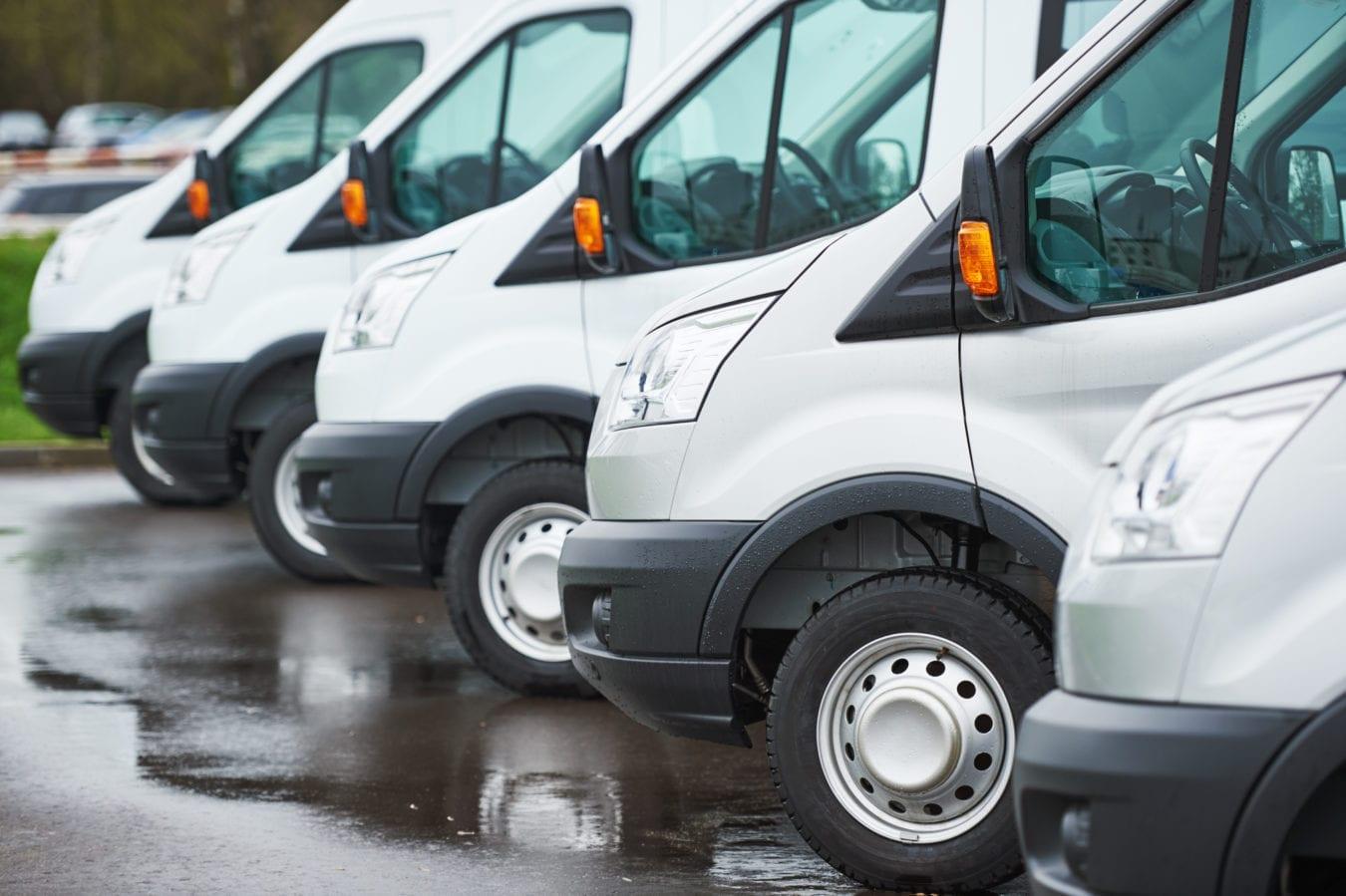 Business vehicle fleet service mechanic